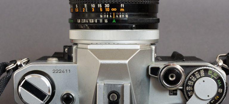 Kameras & Hilfsmittel