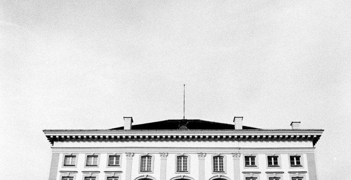 Die Klarheit von Schwarz&Weiß