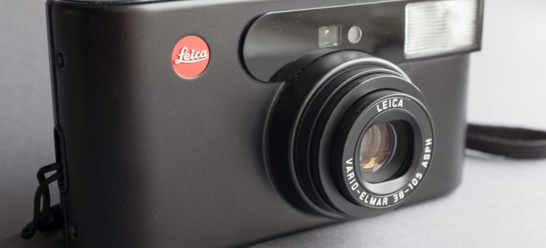 Point and Shoot mit Leica